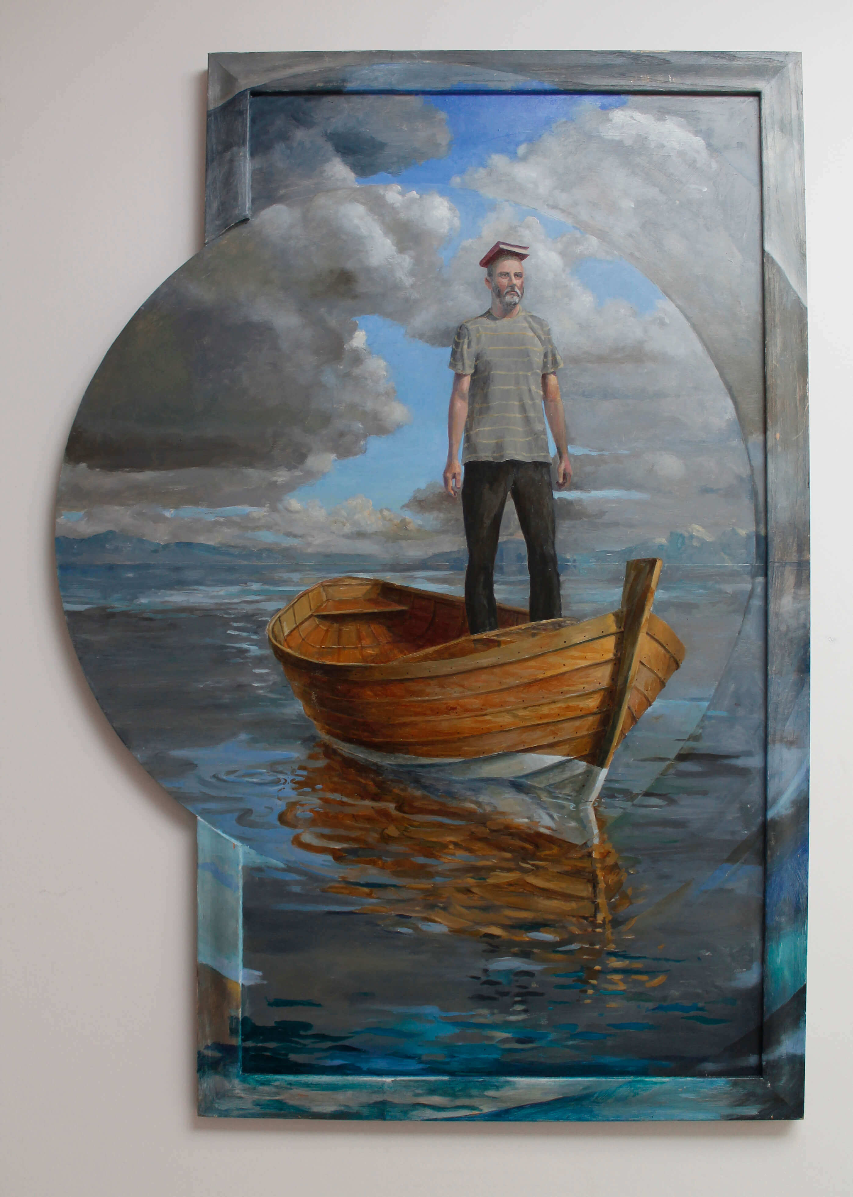 Boat artwork