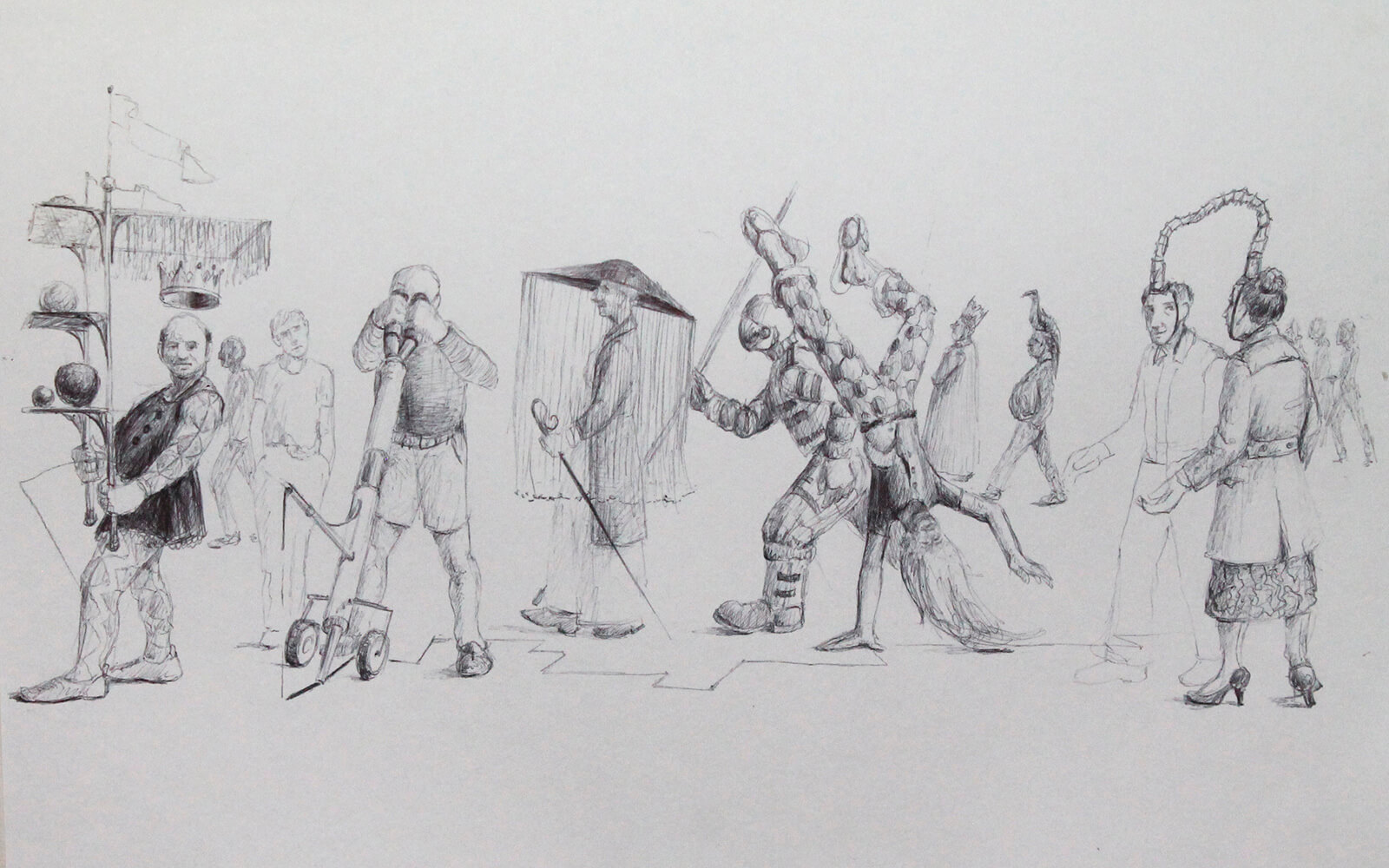 Walker 11 artwork