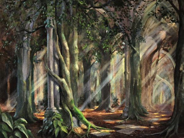 Forest Cathedral artwork