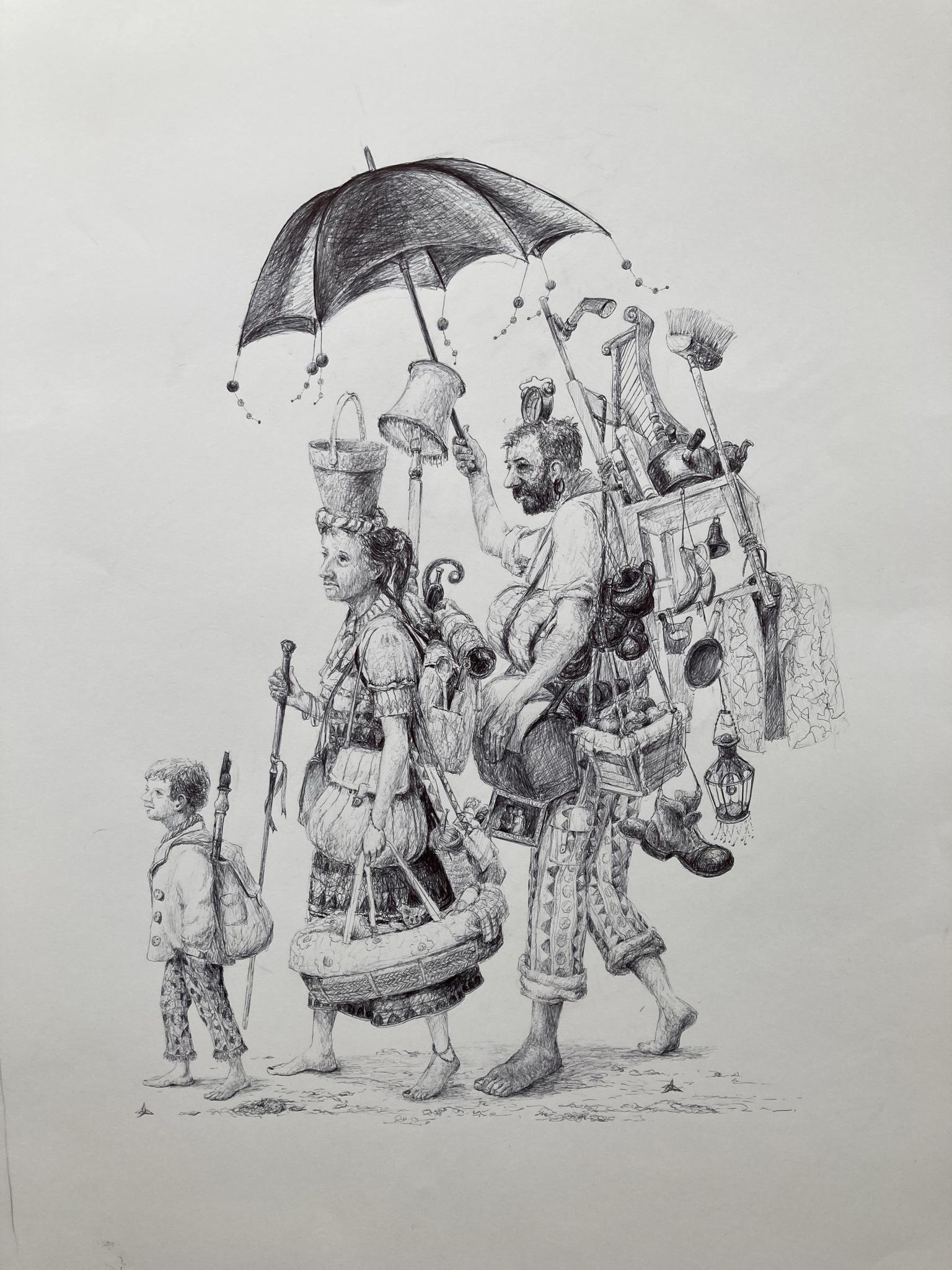 Arrival artwork