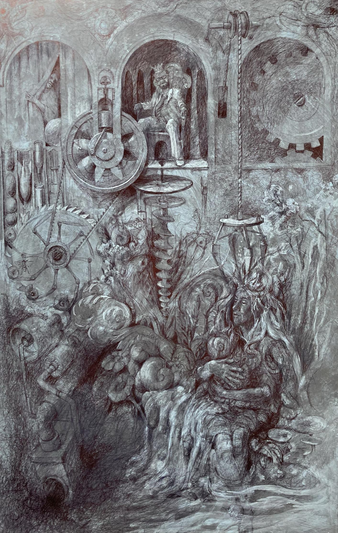 Mother Earth artwork