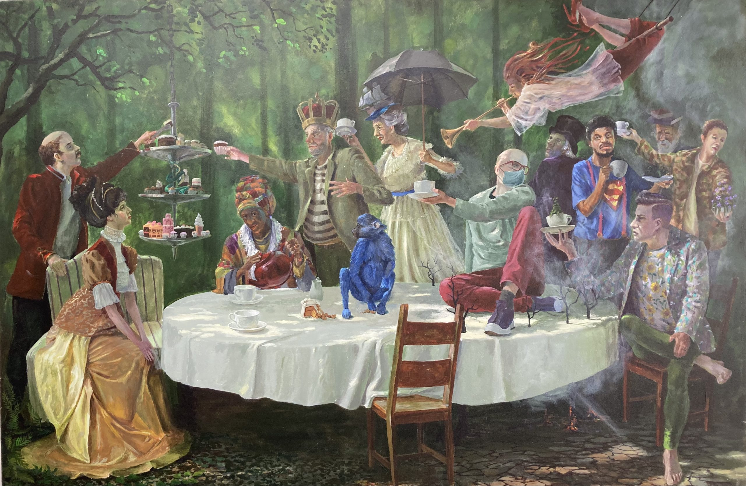 The Last Tea Party artwork