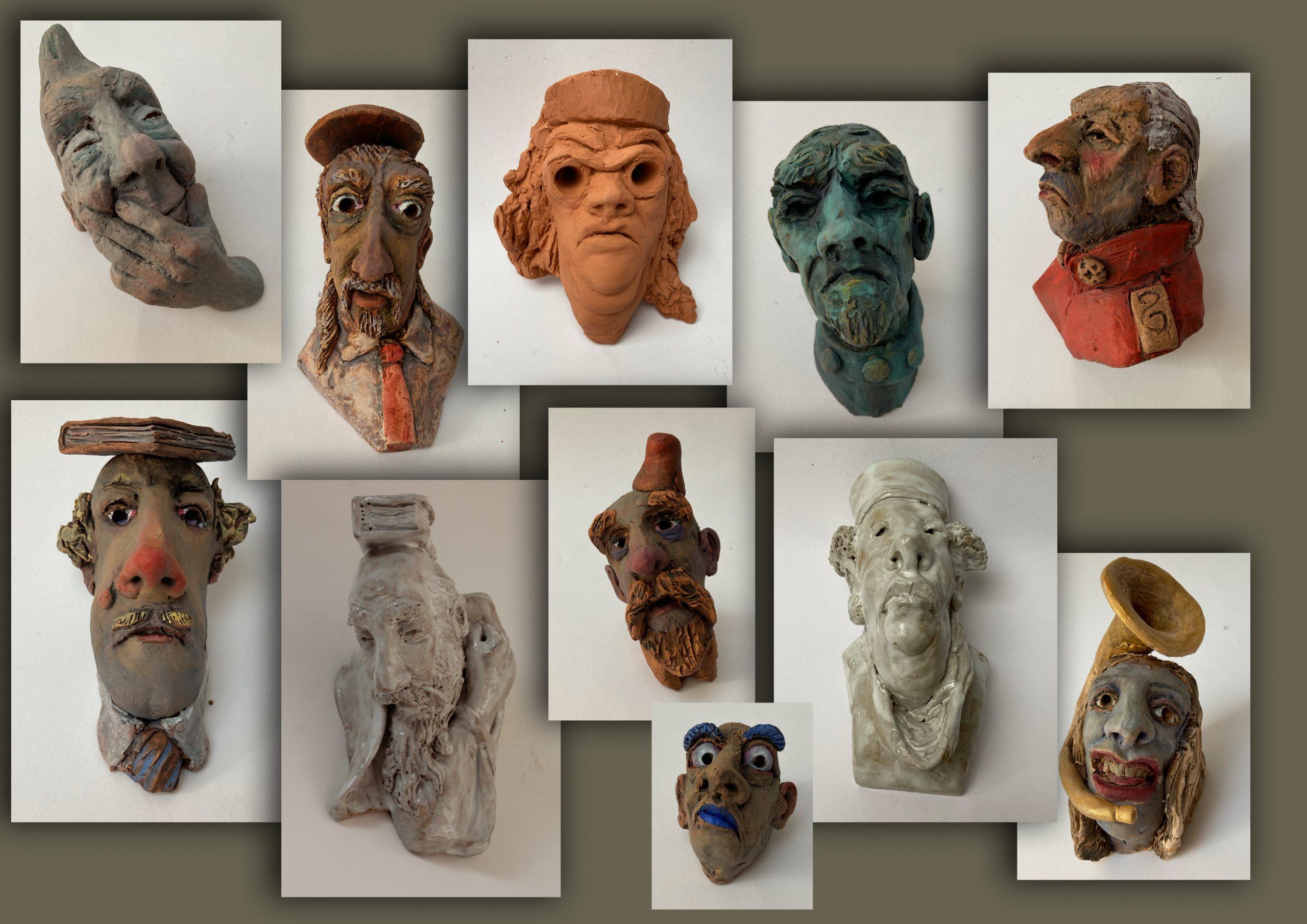Gallery of Mind Gargoyles artwork
